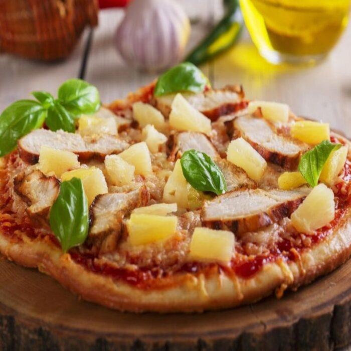 Pizza Hawaïenne